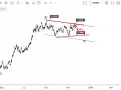 November 23 EURUSD Elliott wave analysis