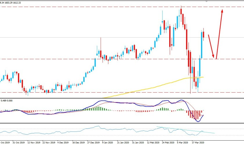 Gold Continues Bullish Run - May Create Another Record High?