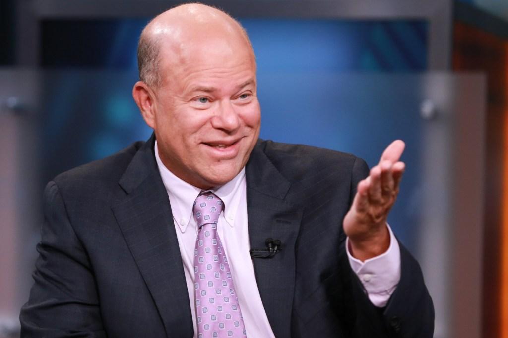 David Tepper hedge fund manager