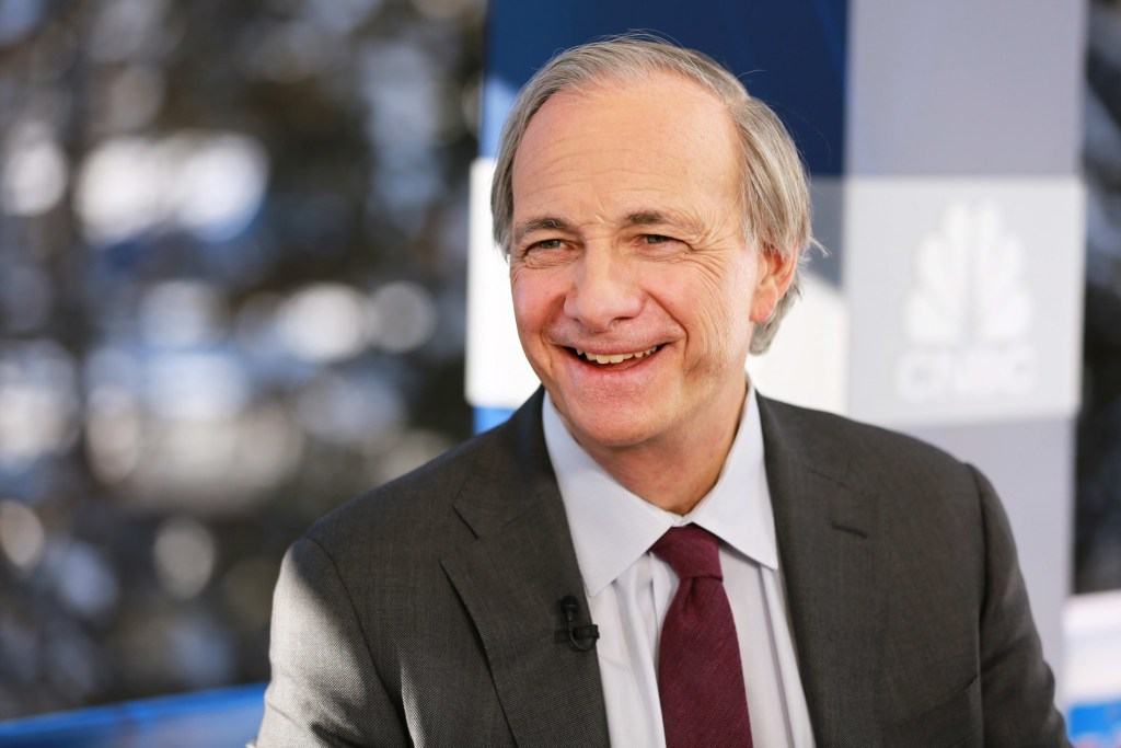 Ray Dalio hedge fund manager
