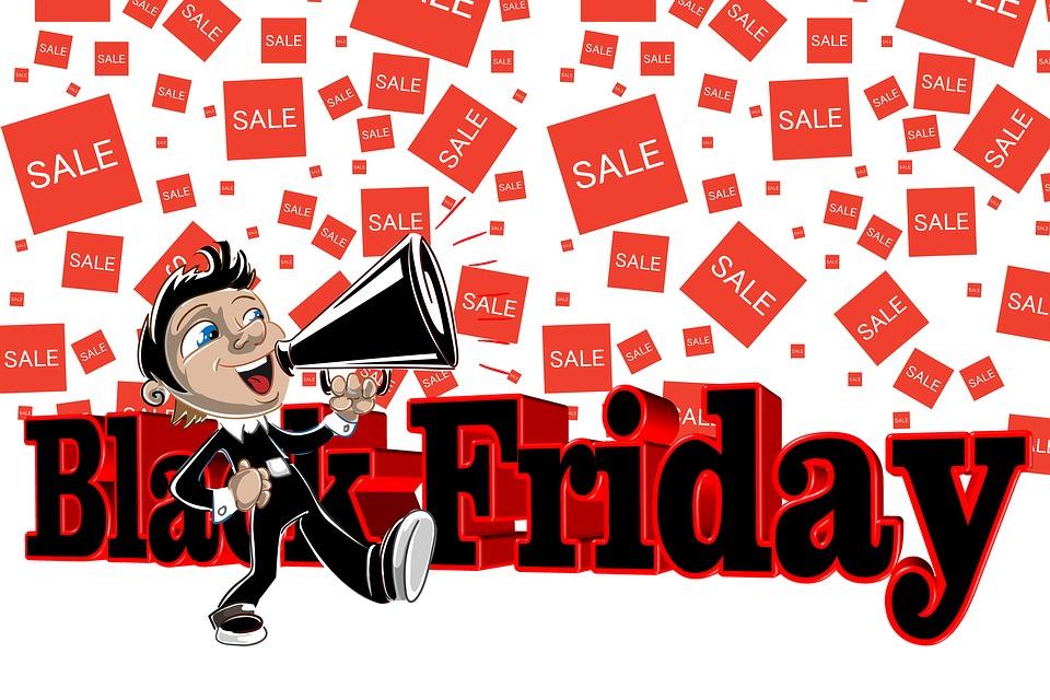 Black Friday affect stocks