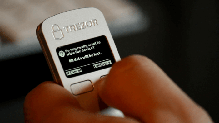 Best Crypto Wallets in 2021 - Trezor One