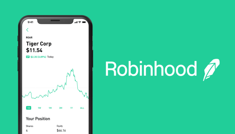 robinhood trading cryptocurrency
