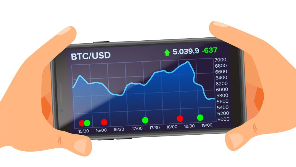 Earn free Bitcoins by trading
