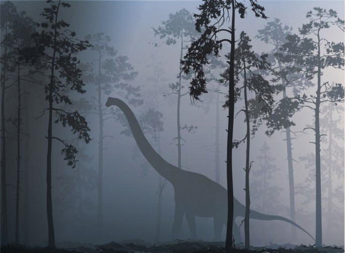 dinosaurs go extinct after flood www.atozmomm.com