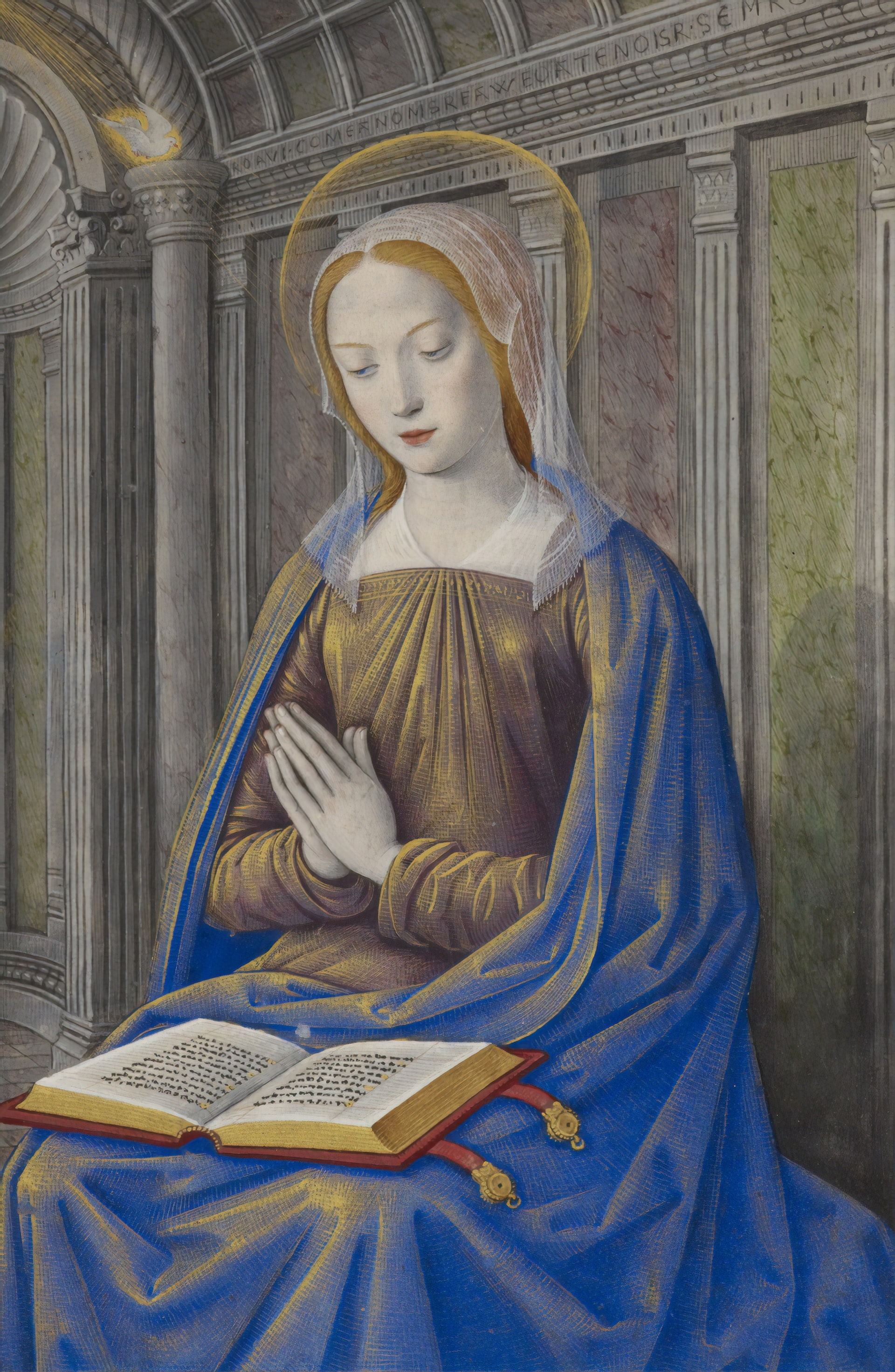 picture of woman praying with bible www.atozmomm.com
