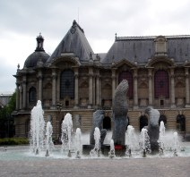 The Lille Art Gallery is well worth a visit.