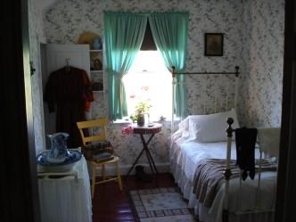 PEI anne's room