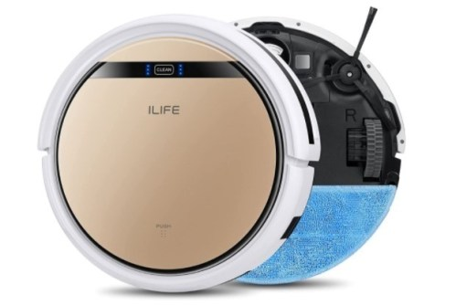 ILIFE V5s Pro 2-in-1 Best Robot Vacuum and Mop