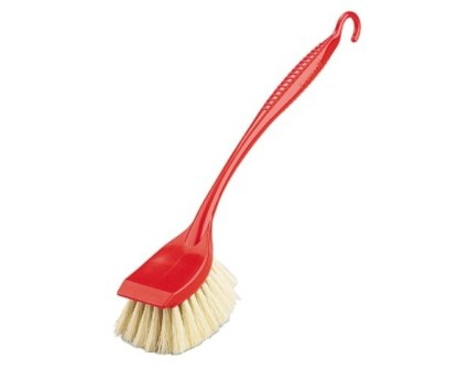 Libman Long Handle Tampico Scrub Brush