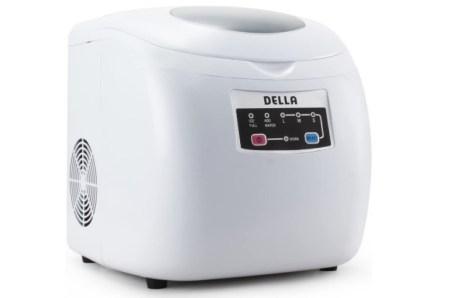 Della Easy-Touch countertop nugget ice maker