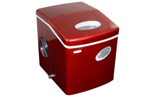 NewAir Portable Ice Maker 28 lb countertop nugget ice maker