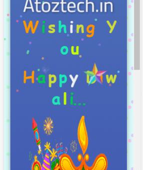 Festival Wishing Script