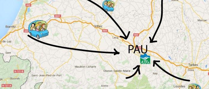Protégé: Covoiturage jusqu'à Pau