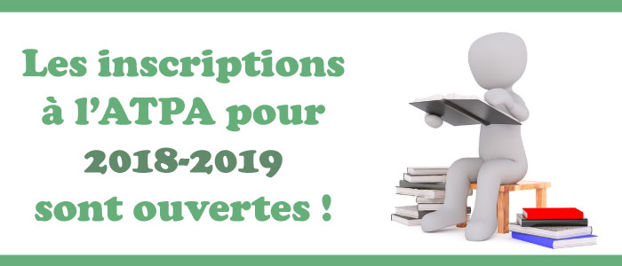 rentree-2018-2019 atpa thélogie ict toulouse programme