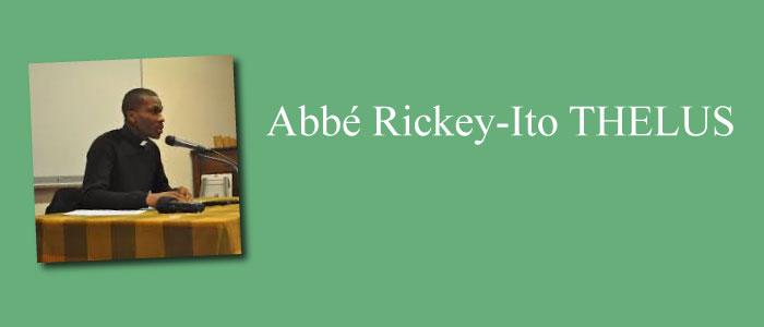 Abbé Rickey-Ito THELUS