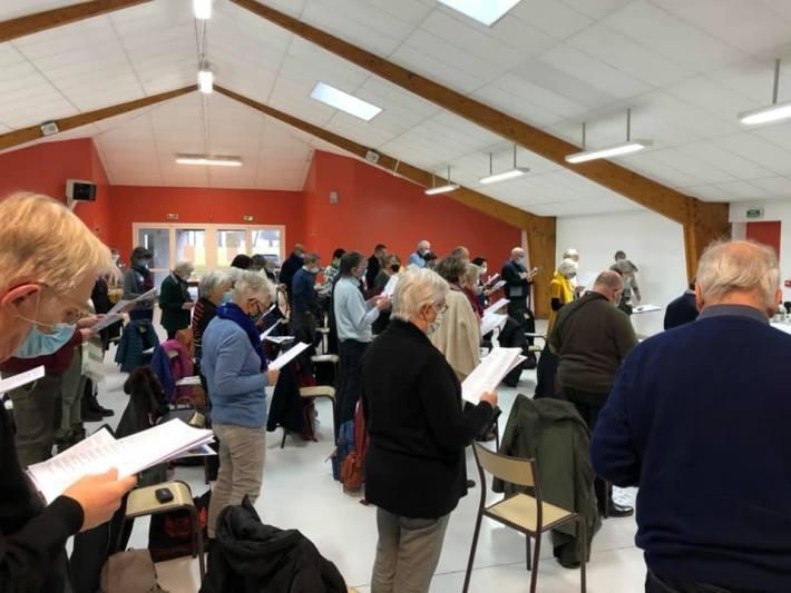 Session écologie intégrale en janvier 2021 buglose
