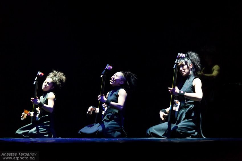 Yamato 01.03.2012 Sofia