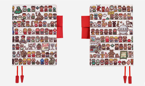 2016 Hobonichi Cover Mother 2 Cast
