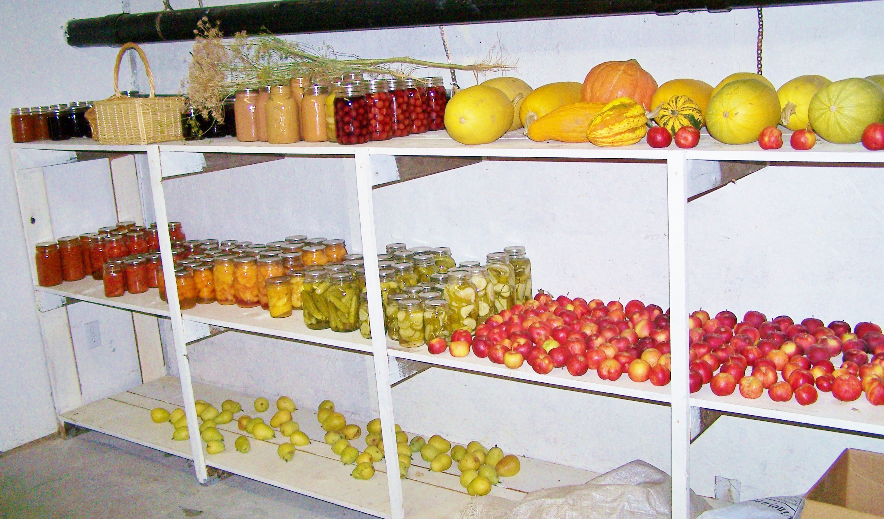 Preserve for Nutrition