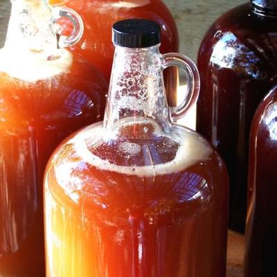 How to Make Apple Cider Vinegar