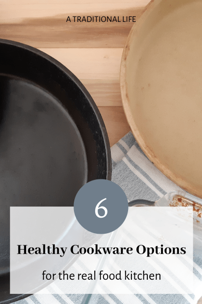The best, healthy cookware options for the modern kitchen