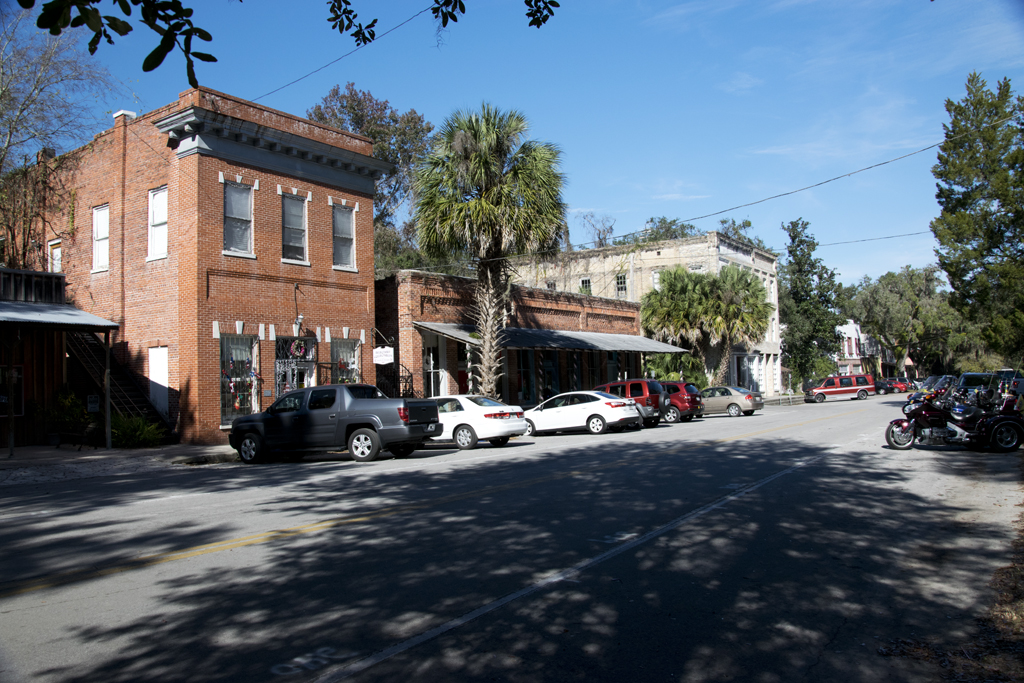 Quaint, Old Florida Atmosphere and Antique Shops in Micanopy