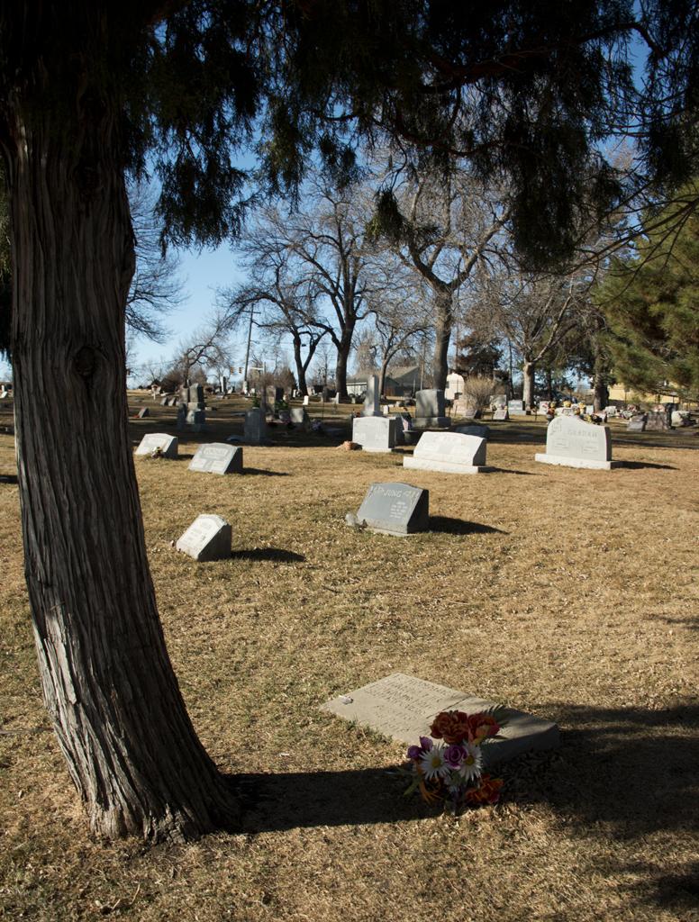 Vampire Grave in Lafayette, Colorado, Cemetery