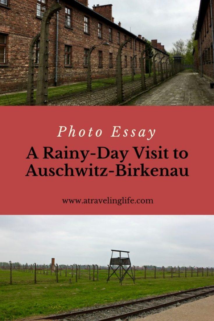 This photo essay show what it's like to visit Auschwitz-Birkenau in Poland.