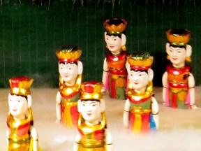 Water Puppet Show, Ho Chi Minh City, Vietnam