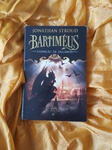Bartiméus : L'anneau de Salomon – Jonathan Stroud (Albin Michel Wiz)