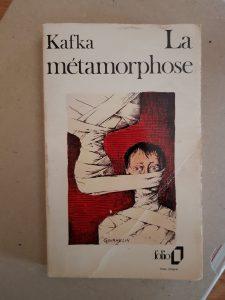 Lu – La métamorphose – Franz Kafka (Folio)