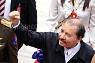 PRESIDENTE DE NICARAGUA DANIEL ORTEGA