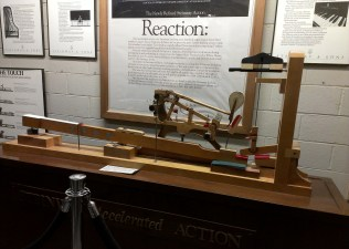 A demonstration of accelerated action