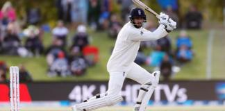 James Vince Called up For 4th Test