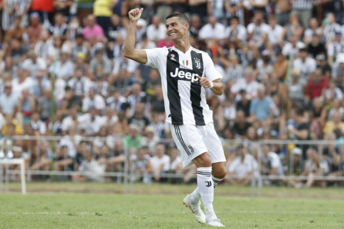 Cristiano Ronaldo will be playing in serie A for Juventus