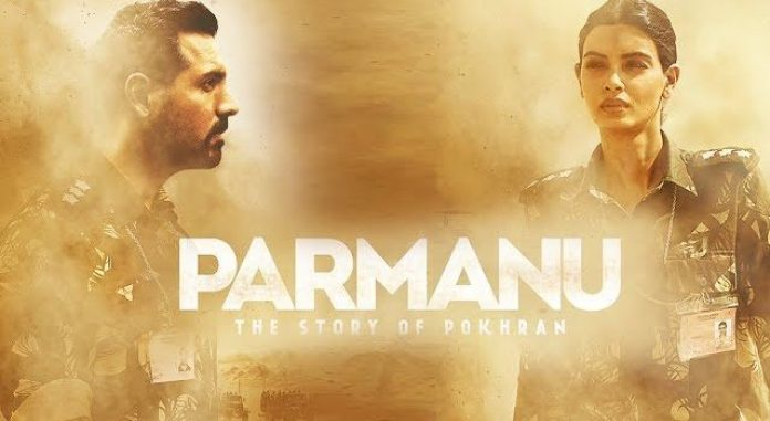 Parmanu Movie Poster (Independence Day Special)