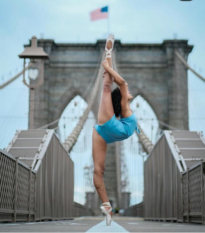 Breathtaking Portraits Of Ballet Dancers