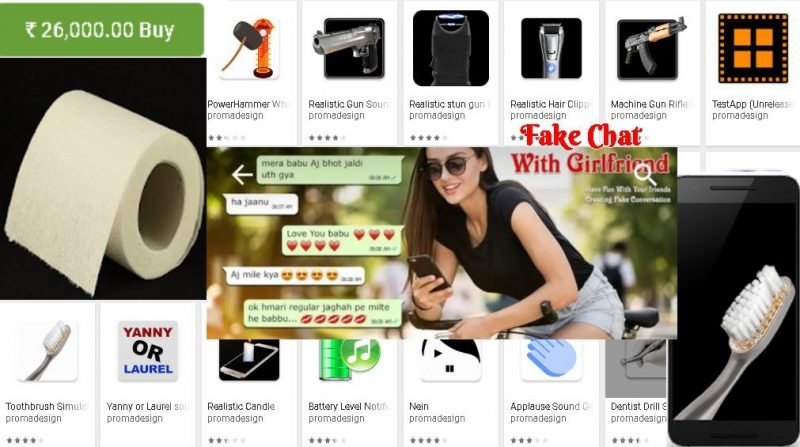 Worst Apps on Google Play Store
