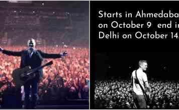 Bryan Adams In India
