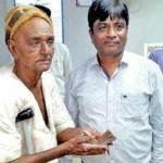 A Beggar Donated Rs 5000 Kerela Relief Fund