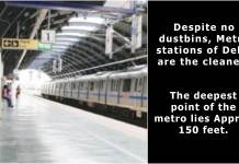Delhi Metro Facts Cover