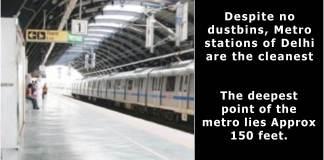Delhi Metro Facts Cover
