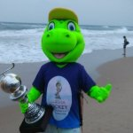 Olly - Mascot For Upcoming 2018 Hockey World Cup.
