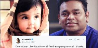 This Conservation Between AR Rahman And Adnan Sami On Twitter Is Loved By The Fans