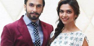 Deepika Padukon & Ranveer Singh