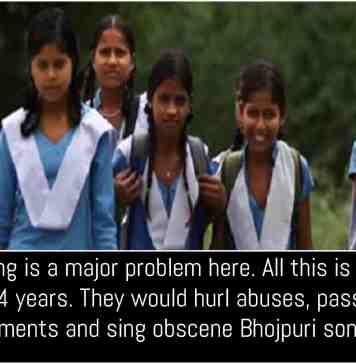 Girls stopped going School Because Of Eve Teasing In Ekpadhaha, Bihar