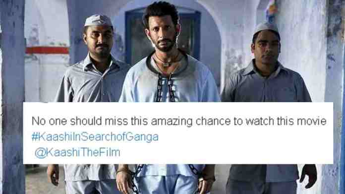 """Kaashi In Search of Ganga"" Twitter review"