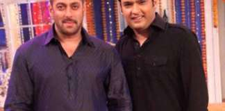 Salman Khan To Be The First Guest On The Kapil Sharma Show