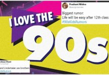 90's Kids Rumors